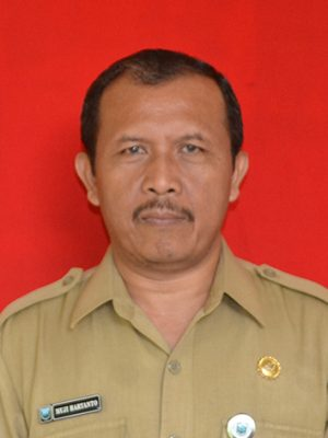 Muji Haryanto, S.Pd