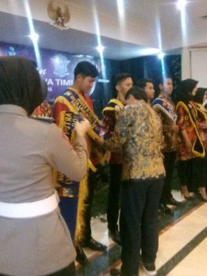 Juara 3 Duta Lalu Lintas Tingkat Jawa Timur