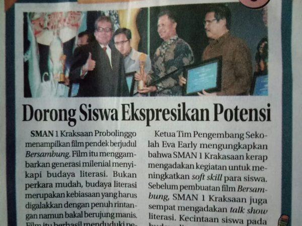 Jawa Pos, 21 Desember 2019
